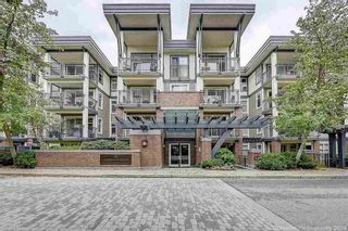 Photo 1: 402 4868 BRENTWOOD Drive in Burnaby: Brentwood Park Condo for sale (Burnaby North)  : MLS®# R2547786