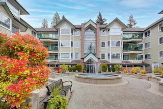 "Photo 1: 403 3690 BANFF Court in North Vancouver: Northlands Condo for sale in ""PARKGATE MANOR"" : MLS®# R2575045"