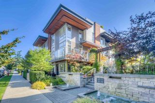 """Photo 2: 215 735 WEST 15TH Street in North Vancouver: Mosquito Creek Townhouse for sale in """"Seven 35"""" : MLS®# R2387259"""