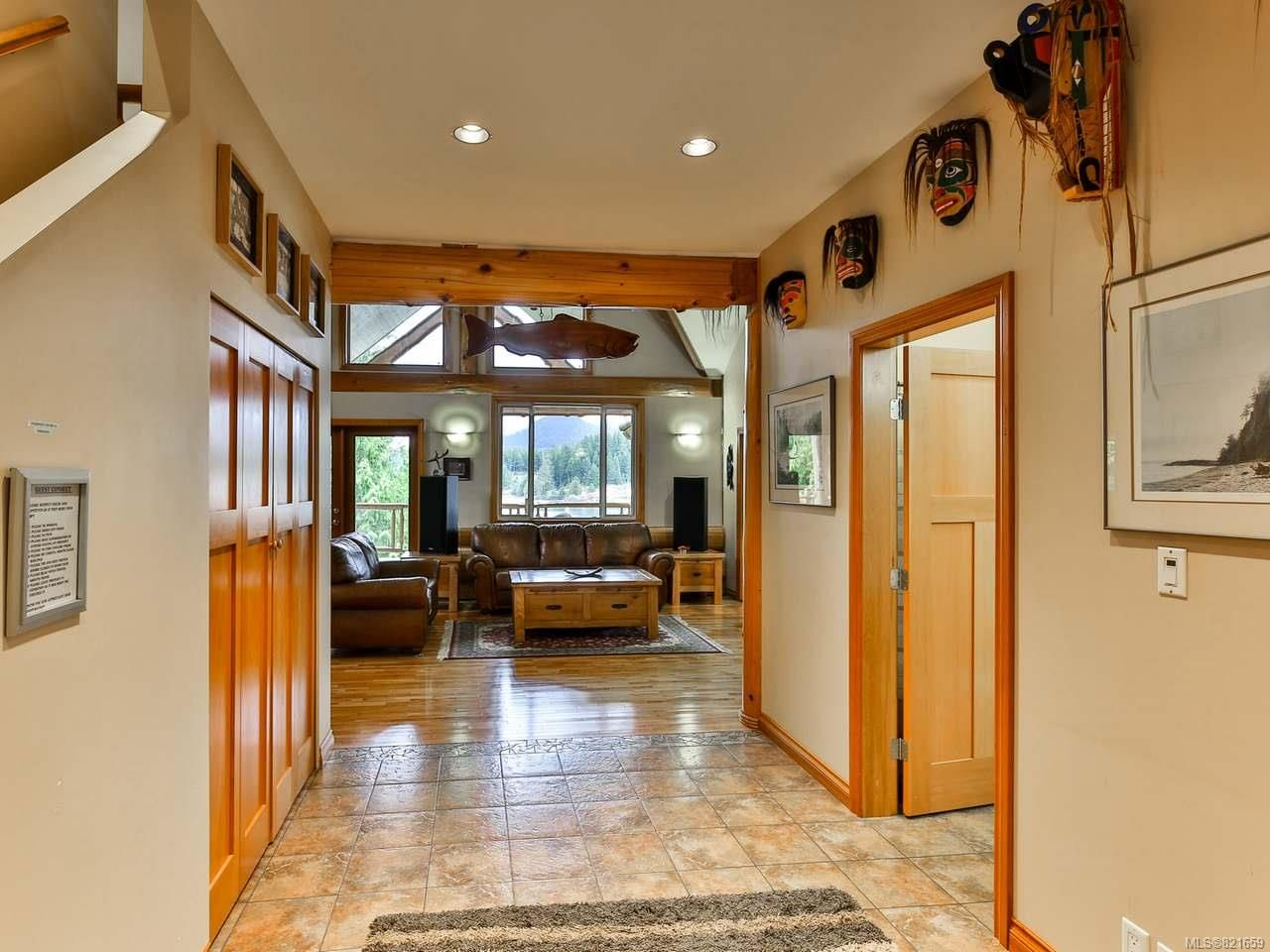 Photo 2: Photos: 1049 Helen Rd in UCLUELET: PA Ucluelet House for sale (Port Alberni)  : MLS®# 821659