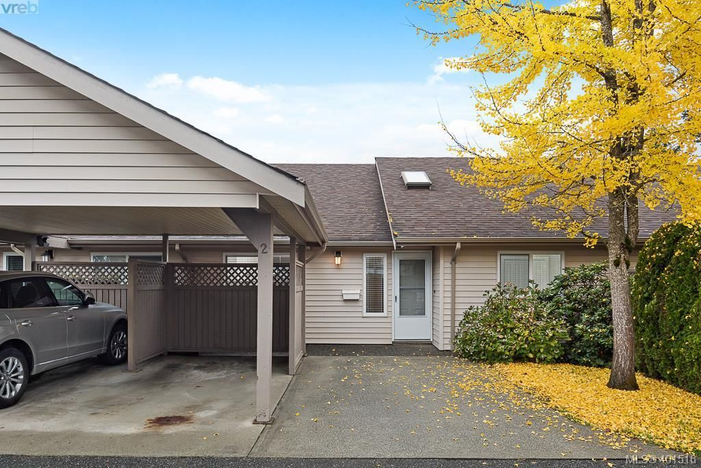 Main Photo: 2 2146 Malaview Ave in SIDNEY: Si Sidney North-East Row/Townhouse for sale (Sidney)  : MLS®# 801249