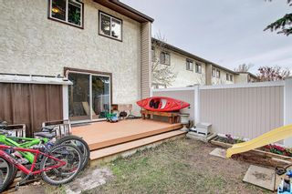 Photo 40: 109 9930 Bonaventure Drive SE in Calgary: Willow Park Row/Townhouse for sale : MLS®# A1101670