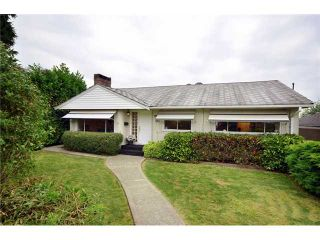 Photo 1: 905 LADNER Street in New Westminster: The Heights NW House for sale : MLS®# V909635