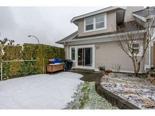 """Photo 20: 27 31501 UPPER MACLURE Road in Abbotsford: Abbotsford West Townhouse for sale in """"Maclure Walk"""" : MLS®# R2346484"""