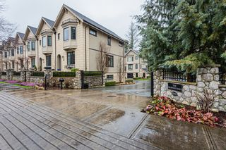 "Photo 34: 313 2580 LANGDON Street in Abbotsford: Abbotsford West Townhouse for sale in ""THE BROWNSTONES ON THE PARK"" : MLS®# R2440240"