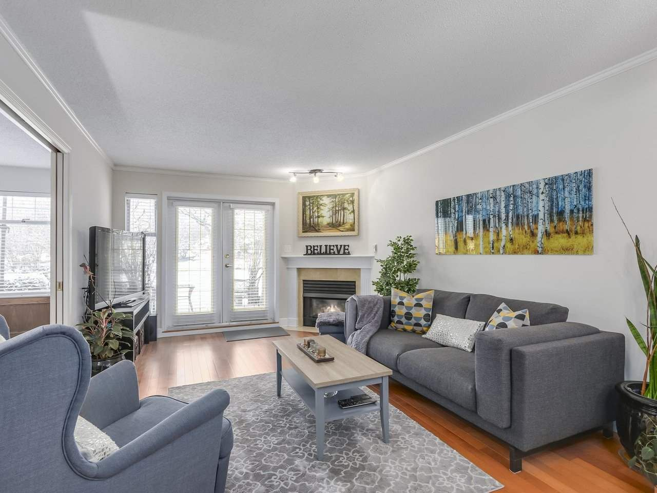 "Main Photo: 109 67 MINER Street in New Westminster: Fraserview NW Condo for sale in ""Fraserview Park"""