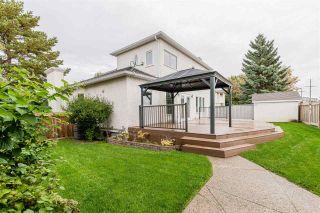 Photo 44: 215 HEAGLE Crescent in Edmonton: Zone 14 House for sale : MLS®# E4241702