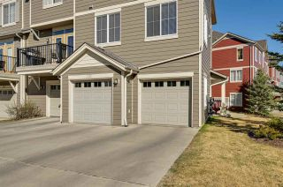 Photo 16: 151 603 WATT Boulevard SW in Edmonton: Zone 53 Townhouse for sale : MLS®# E4240641