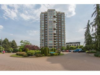 """Photo 20: 1405 3170 GLADWIN Road in Abbotsford: Central Abbotsford Condo for sale in """"Regency Tower"""" : MLS®# R2318450"""