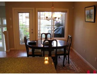"""Photo 2: 10 6110 138TH Street in Surrey: Sullivan Station Townhouse for sale in """"SENECA WOODS"""" : MLS®# F2906384"""