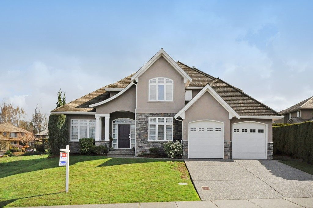 "Main Photo: 3642 CREEKSTONE Drive in Abbotsford: Abbotsford East House for sale in ""Creekstone On The Park"" : MLS®# R2045885"
