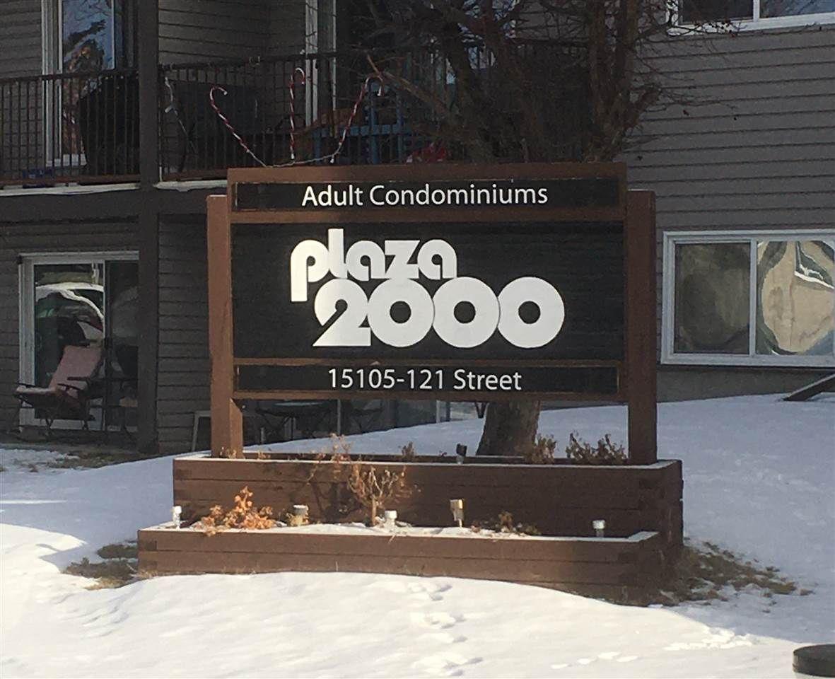 Main Photo: 320 15105 121 Street NW in Edmonton: Zone 27 Condo for sale : MLS®# E4223842