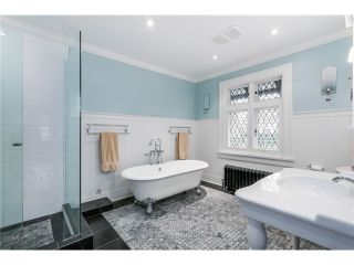 "Photo 12: 5055 CONNAUGHT Drive in Vancouver: Shaughnessy House for sale in ""Shaughnessy"" (Vancouver West)  : MLS®# V1103833"