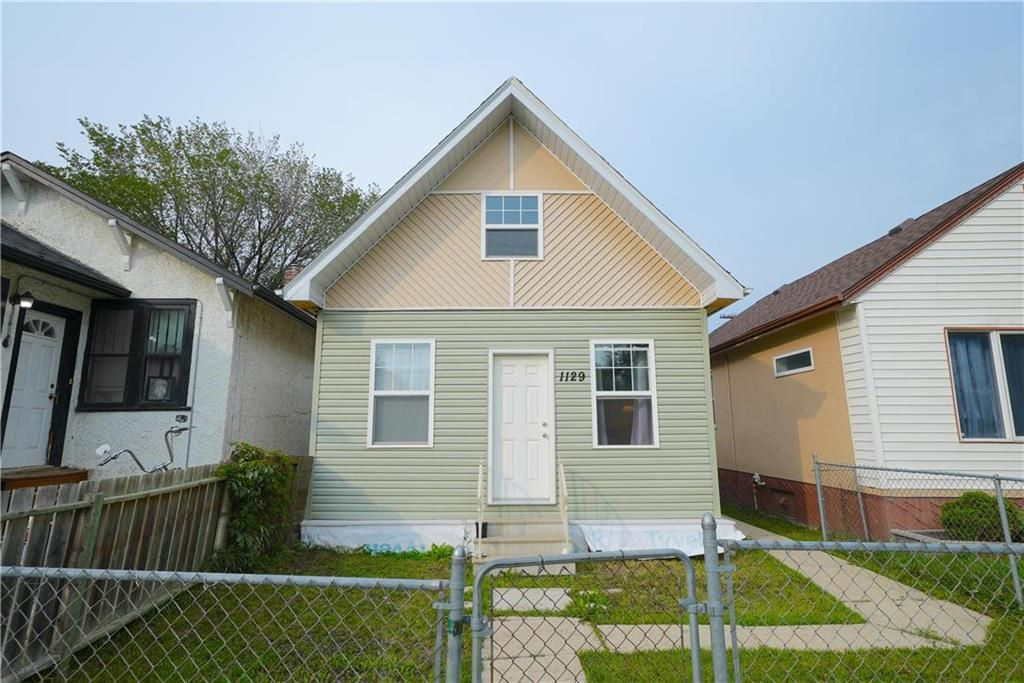Main Photo: 1129 Pritchard Avenue in Winnipeg: Shaughnessy Heights Residential for sale (4B)  : MLS®# 202120553