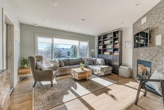 Main Photo: 1 1540 34 Avenue SW in Calgary: South Calgary Row/Townhouse for sale : MLS®# A1074773