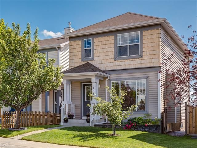Main Photo: 168 TUSCANY SPRINGS Circle NW in Calgary: Tuscany House for sale : MLS®# C4073789
