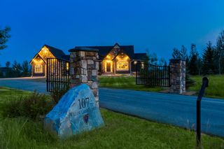 Photo 47: 107 Willow Creek Summit in Rural Rocky View County: Rural Rocky View MD Detached for sale : MLS®# A1125790