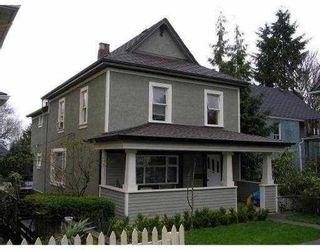 Photo 1: 761 E 13TH Ave in Vancouver: Mount Pleasant VE Triplex for sale (Vancouver East)  : MLS®# V637933