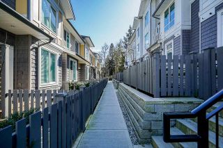 """Photo 2: 20 9688 162A Street in Surrey: Fleetwood Tynehead Townhouse for sale in """"CANOPY LIVING"""" : MLS®# R2552004"""