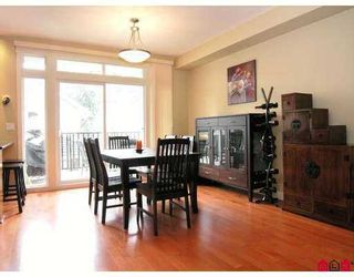 Photo 6: 19 15237 36 Ave in Rosemary Walk: Home for sale : MLS®# f2719017