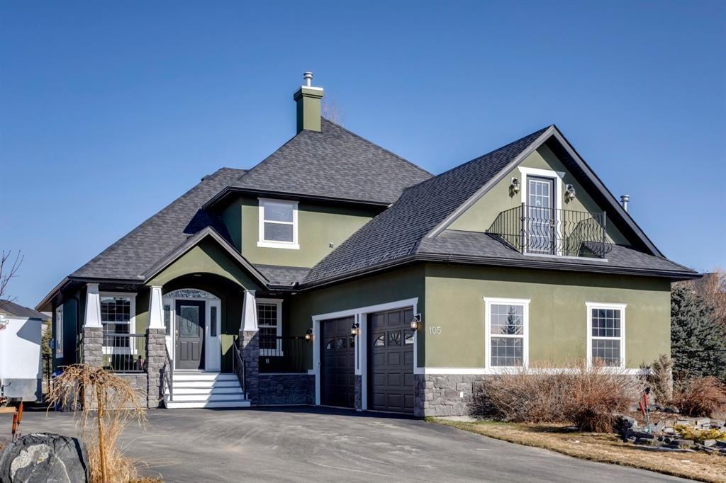 Main Photo: 105 Lang Place: Okotoks Detached for sale : MLS®# A1082149