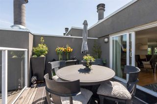 """Photo 15: 2240 SPRUCE Street in Vancouver: Fairview VW Townhouse for sale in """"SIXTH ESTATE"""" (Vancouver West)  : MLS®# R2590222"""