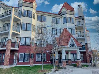 Main Photo: 419 20 Royal Oak Plaza NW in Calgary: Royal Oak Apartment for sale : MLS®# A1103932