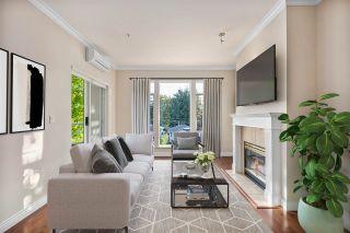 "Photo 8: 306 678 W QUEENS Road in North Vancouver: Delbrook Condo for sale in ""QUEENSBROOK"" : MLS®# R2509906"