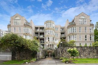 """Photo 26: 205 2428 W 1ST Avenue in Vancouver: Kitsilano Condo for sale in """"NOBLE HOUSE"""" (Vancouver West)  : MLS®# R2591111"""