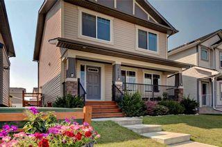 Photo 1: 312 CIMARRON VISTA Way: Okotoks House for sale : MLS®# C4131376