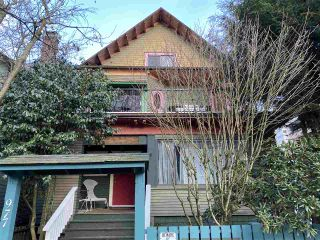 Photo 1: 977 CARDERO Street in Vancouver: West End VW Multifamily for sale (Vancouver West)  : MLS®# R2539033