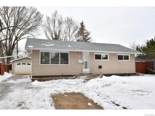 Photo 1: 6 CATHEDRAL Drive in Regina: Whitmore Park Single Family Dwelling for sale (Regina Area 05)  : MLS®# 601369