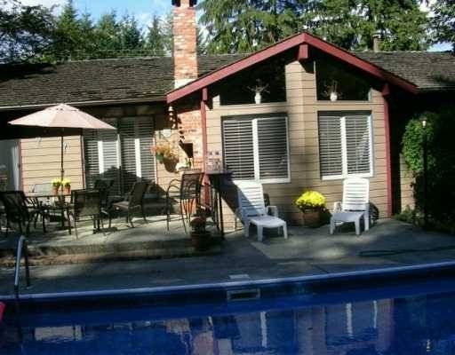 Main Photo: 4033 MT SEYMOUR PW in North Vancouver: Dollarton House for sale : MLS®# V573136