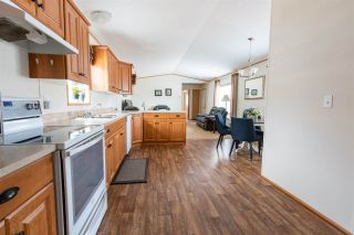 """Photo 5: 91 6100 O'GRADY Road in Prince George: St. Lawrence Heights Manufactured Home for sale in """"COLLEGE HEIGHTS TRAILER PARK"""" (PG City South (Zone 74))  : MLS®# R2453065"""