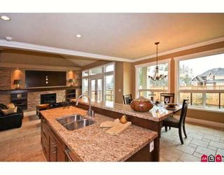 """Photo 3: 16363 26TH Avenue in Surrey: Grandview Surrey House for sale in """"MORGAN HEIGHTS"""" (South Surrey White Rock)  : MLS®# F2905327"""