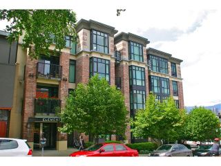 Photo 1: 404 2515 ONTARIO Street in Vancouver: Mount Pleasant VW Condo for sale (Vancouver West)  : MLS®# V966401