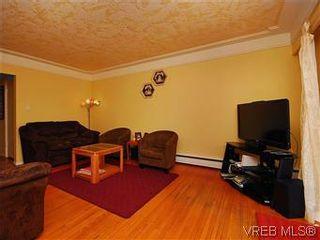 Photo 4: 386 W Burnside Rd in VICTORIA: SW Tillicum Row/Townhouse for sale (Saanich West)  : MLS®# 571261