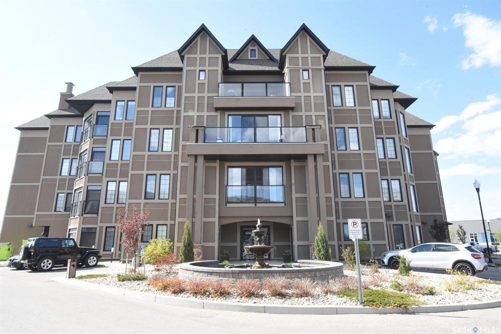 Main Photo: 207 4891 Trinity Lane in Regina: Harbour Landing Residential for sale : MLS®# SK772956