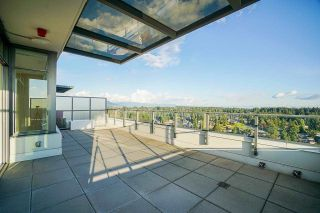 """Photo 21: PH3004 570 EMERSON Street in Coquitlam: Coquitlam West Condo for sale in """"UPTOWN 2"""" : MLS®# R2575074"""