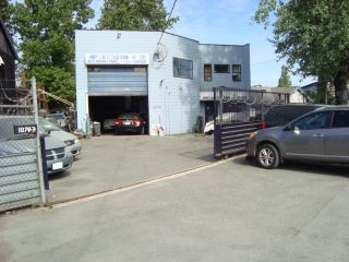 Photo 1: 10743 124 Street in Surrey: Bridgeview Business with Property for sale (North Surrey)  : MLS®# C8038362