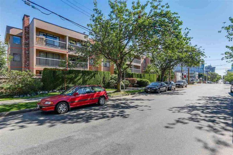FEATURED LISTING: #208 - 1825 West 8th. Avenue Vancouver