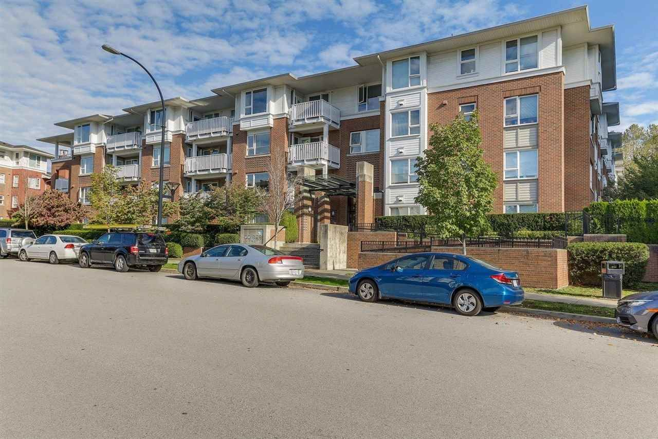 Main Photo: 415 4783 DAWSON Street in Burnaby: Brentwood Park Condo for sale (Burnaby North)  : MLS®# R2584843