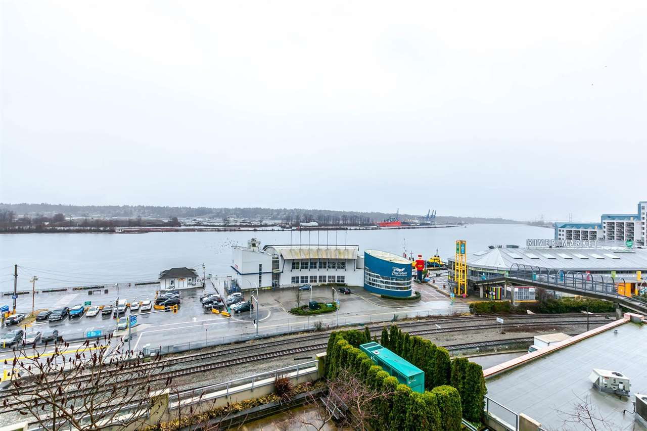 """Photo 11: Photos: 810 14 BEGBIE Street in New Westminster: Quay Condo for sale in """"INTERURBAN"""" : MLS®# R2145047"""