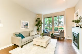 """Photo 9: 111 225 FRANCIS Way in New Westminster: Fraserview NW Condo for sale in """"WHITTAKER"""" : MLS®# R2497580"""