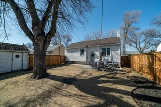 Photo 30: 315 SACKVILLE Street in Winnipeg: St James Residential for sale (5E)  : MLS®# 202105933