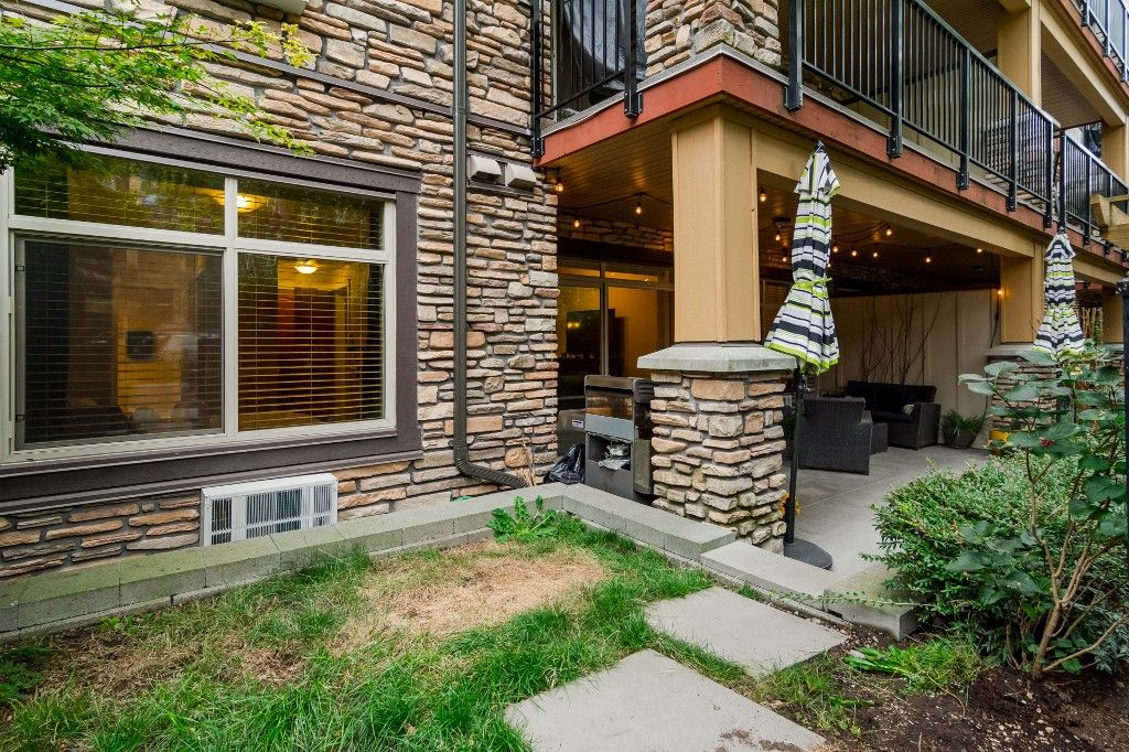 """Photo 38: Photos: 155 8328 207A Street in Langley: Willoughby Heights Condo for sale in """"YORKSON CREEK"""" : MLS®# R2201226"""
