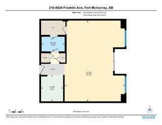 Photo 12: 210 8026 Franklin Avenue: Fort McMurray Apartment for sale : MLS®# A1151274
