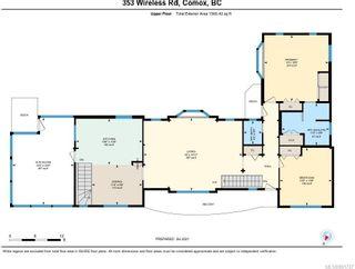 Photo 72: 353 Wireless Rd in Comox: CV Comox Peninsula House for sale (Comox Valley)  : MLS®# 881737
