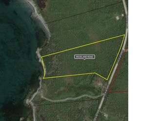Photo 1: Lot Rockland Road in East Ragged Island: 407-Shelburne County Vacant Land for sale (South Shore)  : MLS®# 202107307