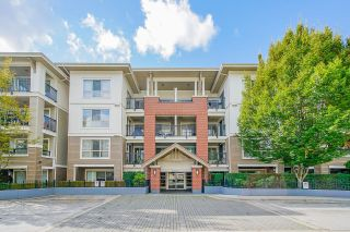 """Main Photo: B409 8929 202 Street in Langley: Walnut Grove Condo for sale in """"THE GROVE"""" : MLS®# R2618383"""
